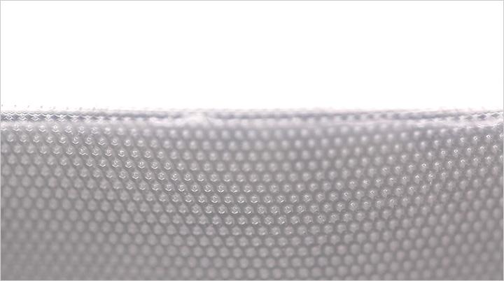 BagPage F - Low porosity filter