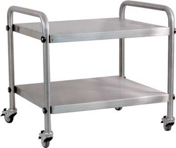 JumboStand - Shelf trolley