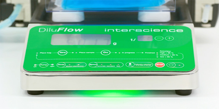 DiluFlow - Simplicity and efficiency