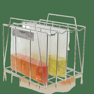 BagRack 3500 - 4 compartments
