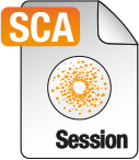 Traceability export data - Saving and archiving sessions