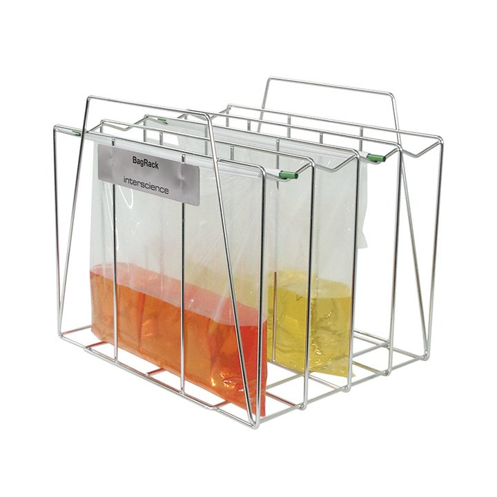 BagRack 3500 (Ref. 221 350) - 4 compartments - Storage rack of 4 bags 3500 mL